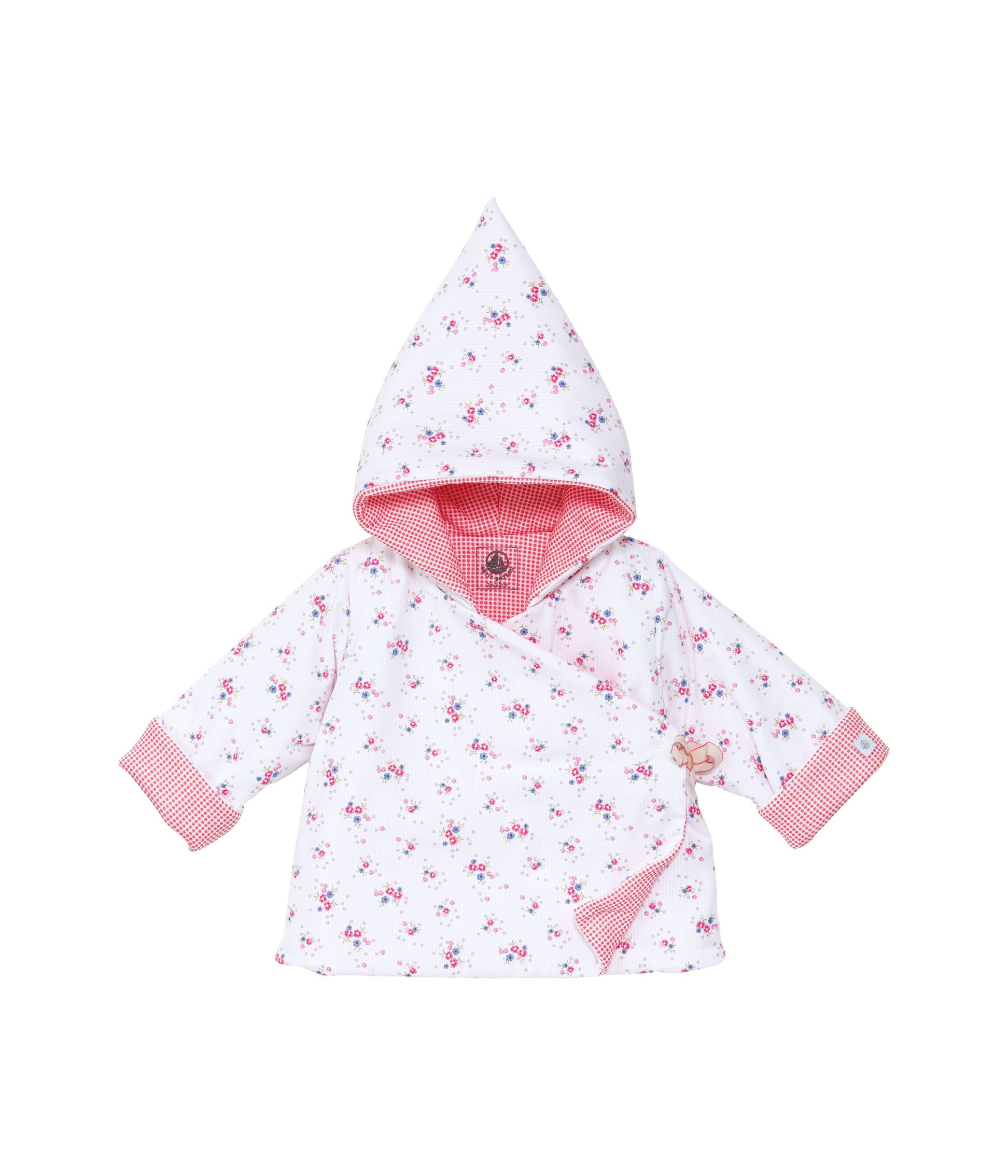 Baby girls hooded jacket