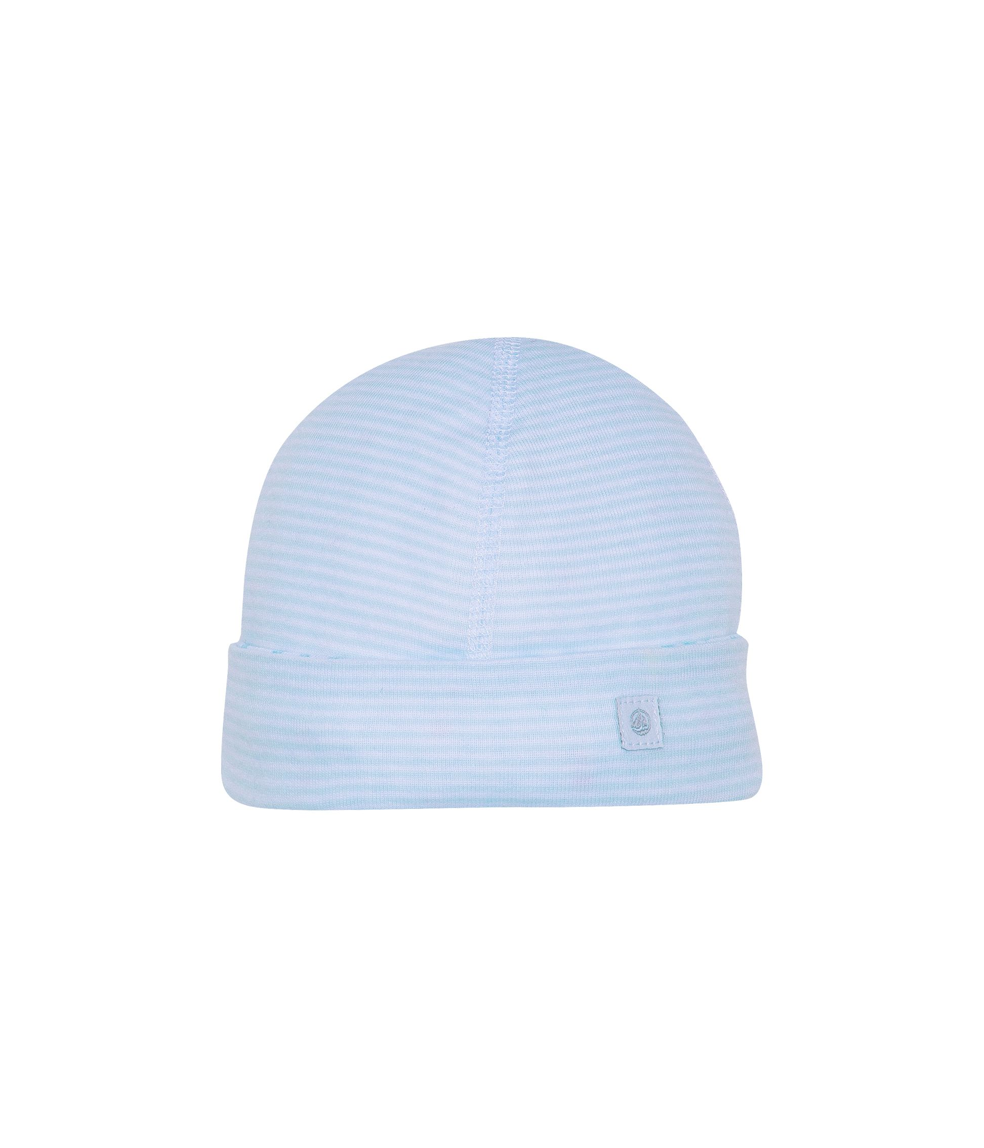 Baby boys soft cotton hat