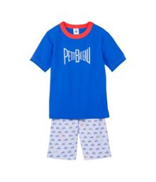 Boys short cotton pyjamas