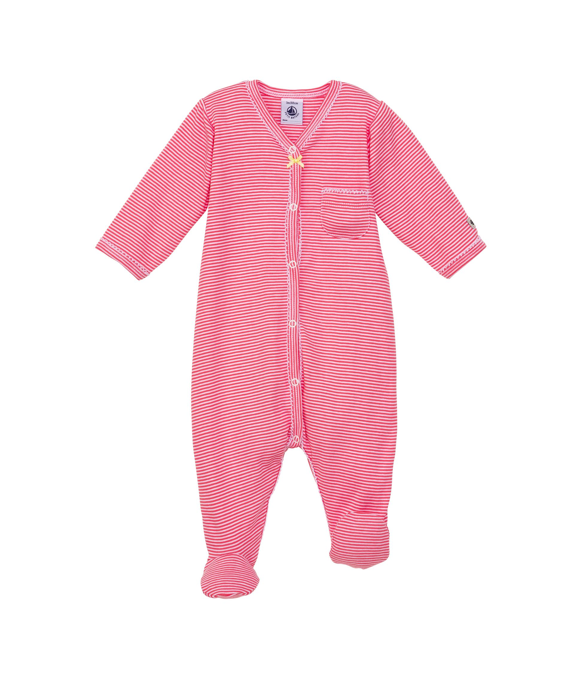 Baby girls milleraies sleepsuit
