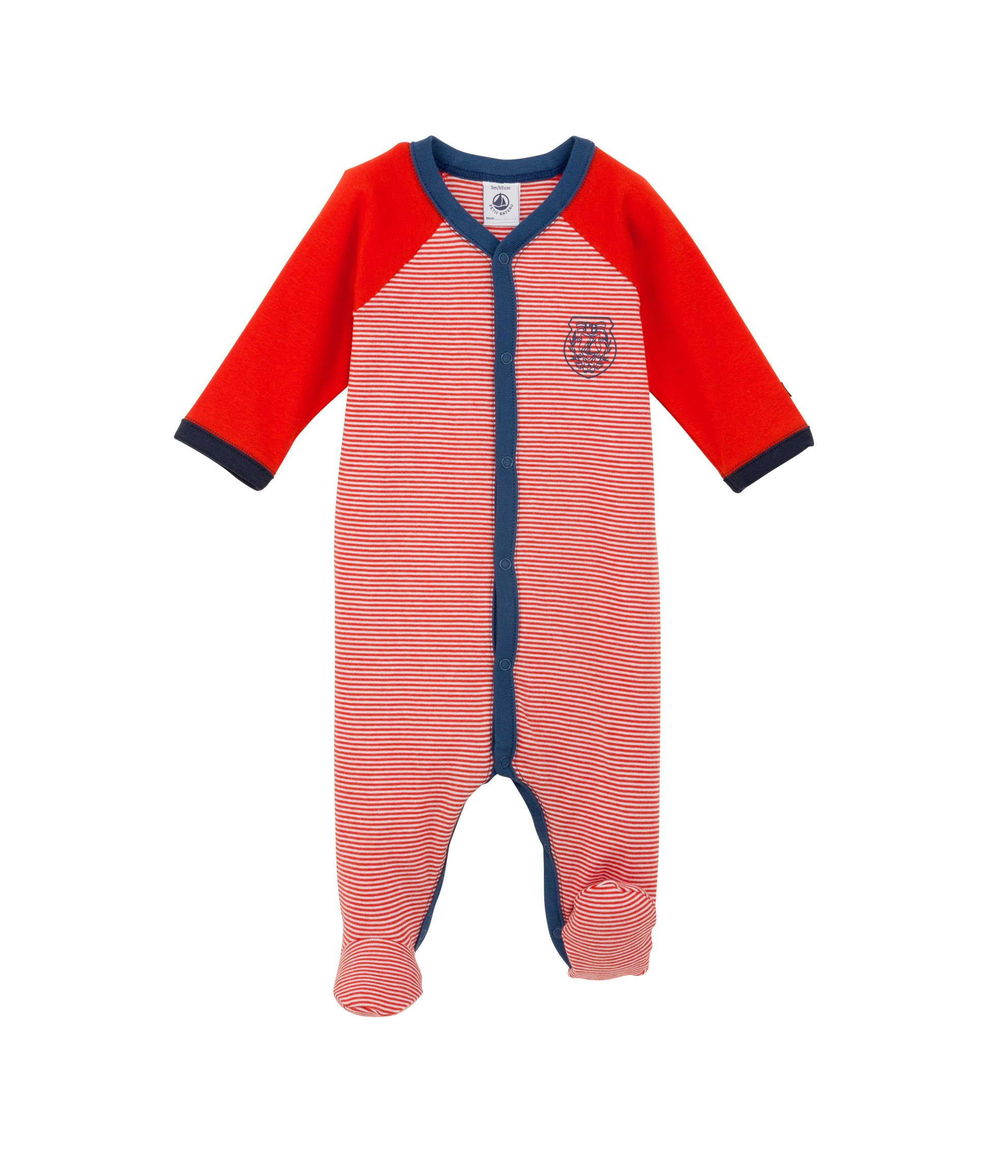 Baby boys milleraies sleepsuit