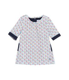 Baby girls long sleeve dress