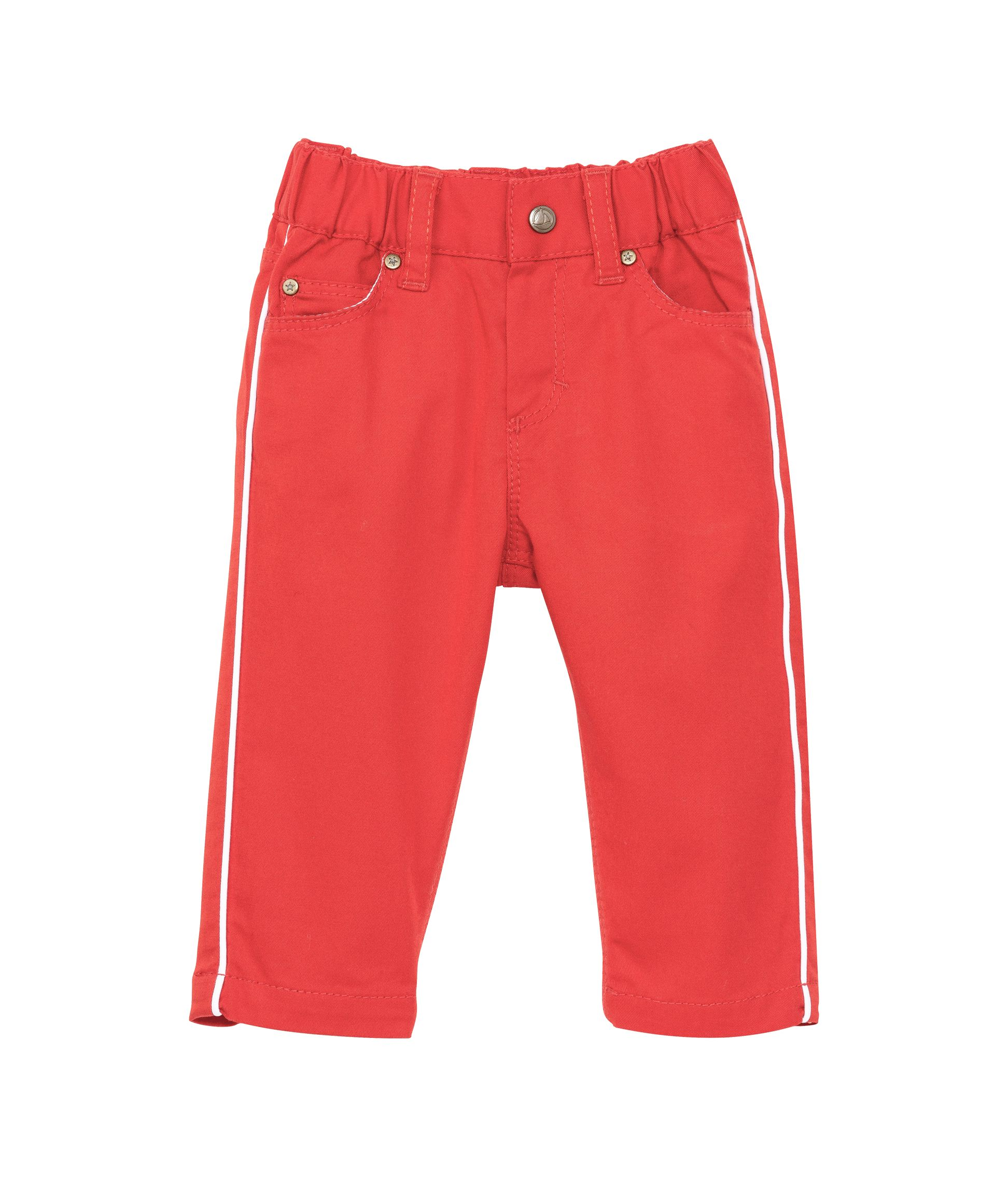 Babys slim fit 5 pocket trouser