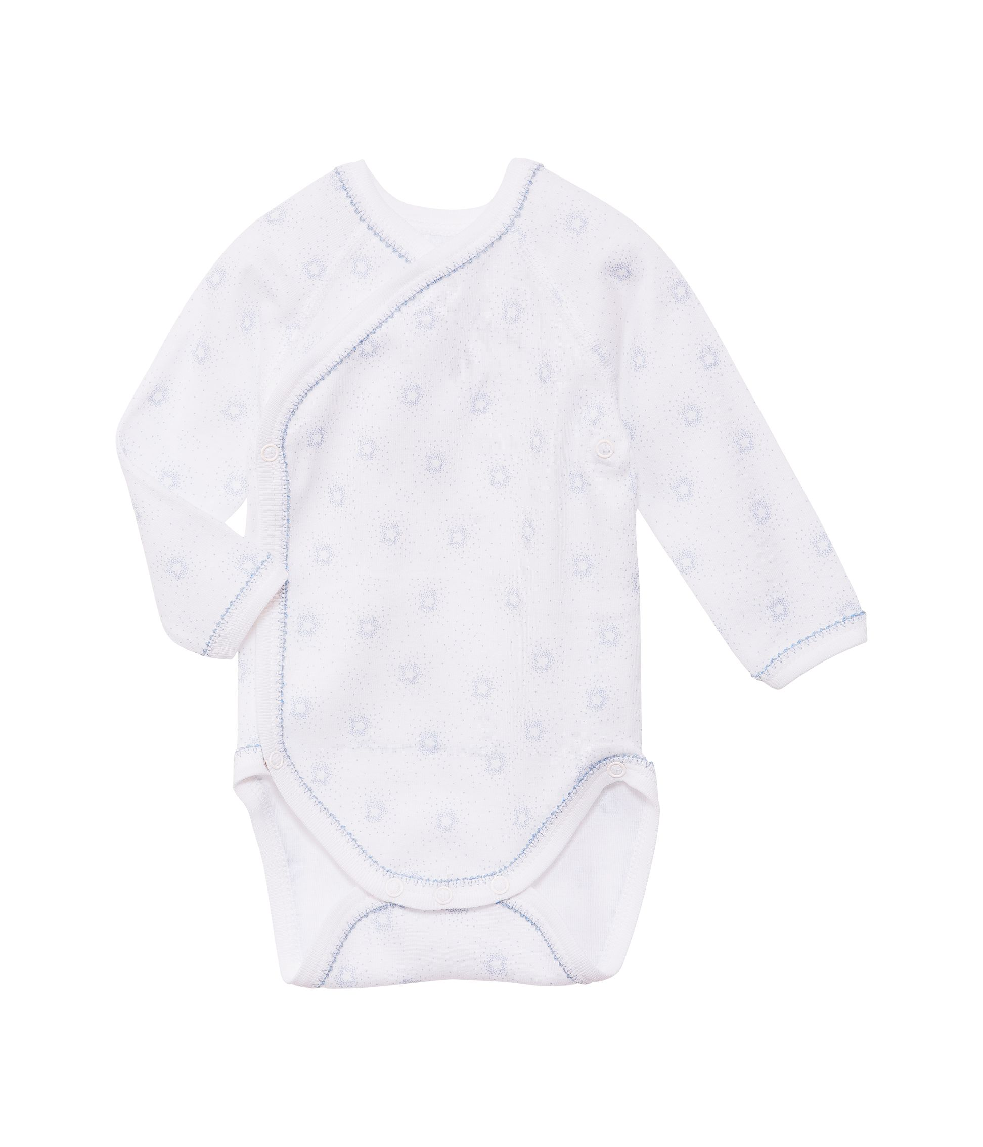Baby boys long sleeve bodysuit