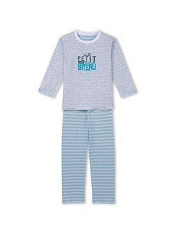 Boys Reversible Pyjamas