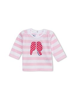 Baby Girls Striped T-Shirt