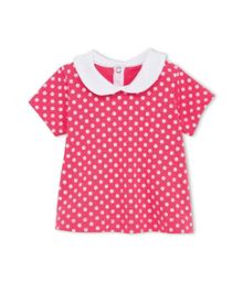 Baby Girls Polka Dot Blouse