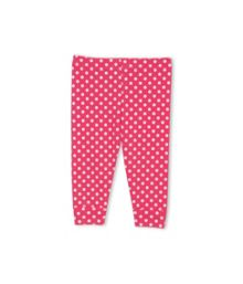 Petit Bateau Baby Girls Polka Dot Leggings