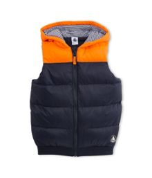 Petit Bateau Boys Sleeveless Padded Jacket