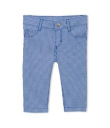 Baby Boys Striped Trousers