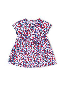 Baby Girls Lemons Print Dress