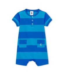 Baby Boys Striped Shortie