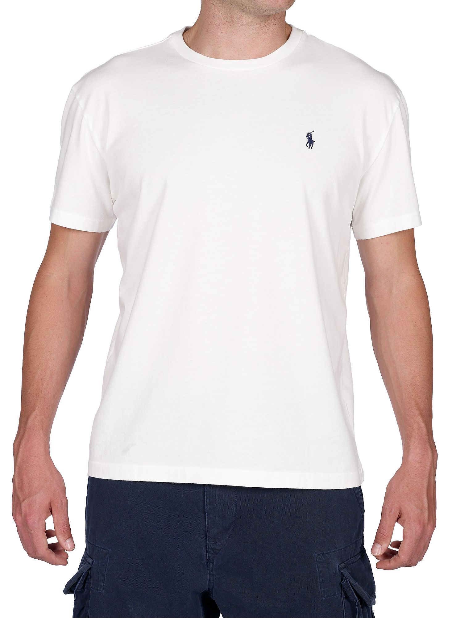 Ralph Lauren Regular fit polo T-shirt White product image