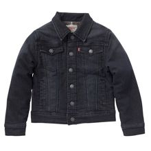 Levi's Boys long sleeved jean jacket