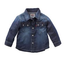 Levi's Boys long-sleeved denim shirt
