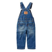 Levi's Boys denim overall
