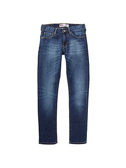 Boys 520 extreme tapered fit jean