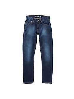 Boys 508 regular tapered fit jean