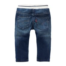 Levi's Boys jean with elastic band at waist