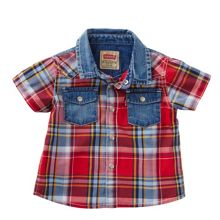 Levi's Boys short-sleeved shirt