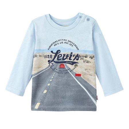 Levi's Baby Boys Cotton T-Shirt
