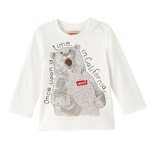 Levi's Boys Bear T-Shirt
