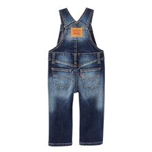 Levi's Boys overall Denim