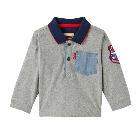 Levi's Boys Cotton Polo Shirt
