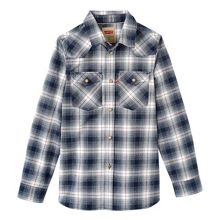 Levi's Boys long-sleeved slim fit shirt