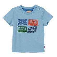 Levi's Boys Short-Sleeve TAL T-shirt