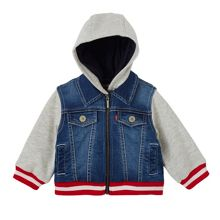 Levi's Boys Cliff Jacket