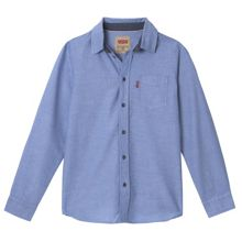 Levi's Boys Long-Sleeve Brice Shirt