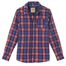 Levi's Boys Long-Sleeve Brad Shirt