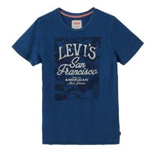 Levi's Boys Short-Sleeve ABEL T-Shirt