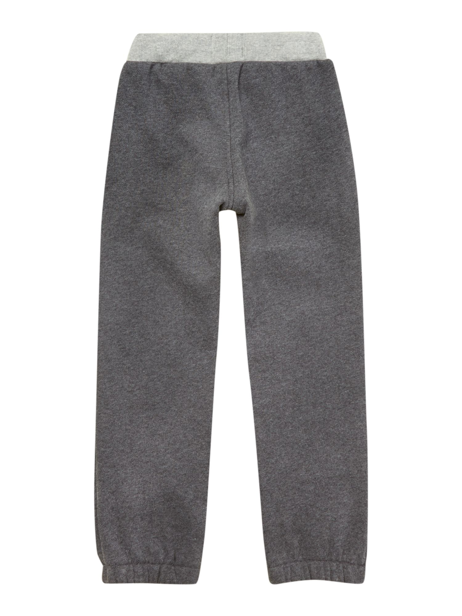 Boys fleece jogging bottoms