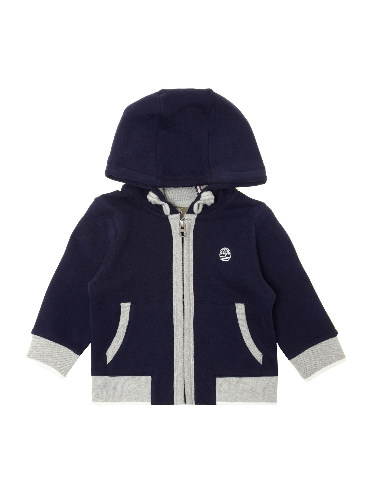 Boys fleece long sleeve cardigan