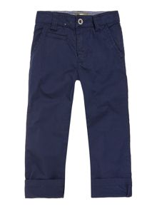 Boys organic cotton trousers