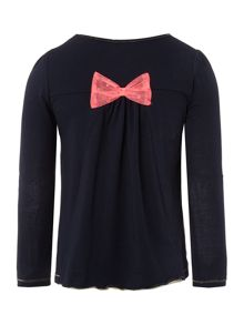 Billieblush Girls t-shirt with bow