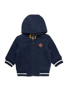 Baby boys hooded cardigan