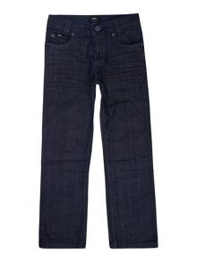 Hugo Boss Boys denim trousers