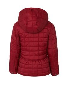 Carrement Beau Girls quilted jacket
