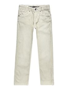 Hugo Boss Boys corduroy trousers