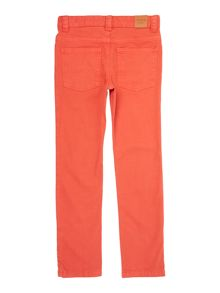 Girls chino trousers