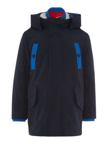 Boys enhanced parka