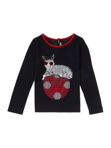 Little Marc Jacobs Girls t-shirt