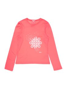 Hugo Boss Girls long sleeve t-shirt