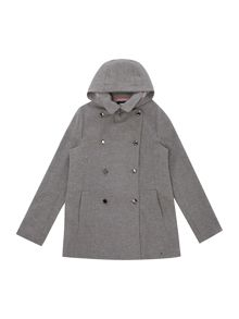 Hugo Boss Girls hoody coat