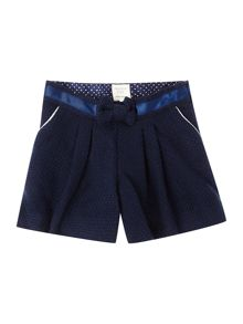 Carrement Beau Girls woollen shorts
