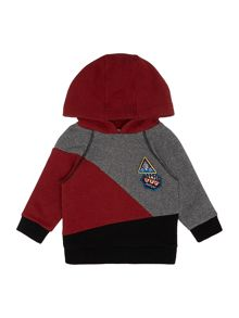 Little Marc Jacobs Baby boys hooded sweater