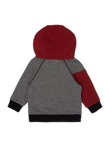Baby boys hooded sweater